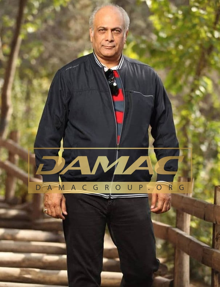 مصاحبه داماک با بهمن دان