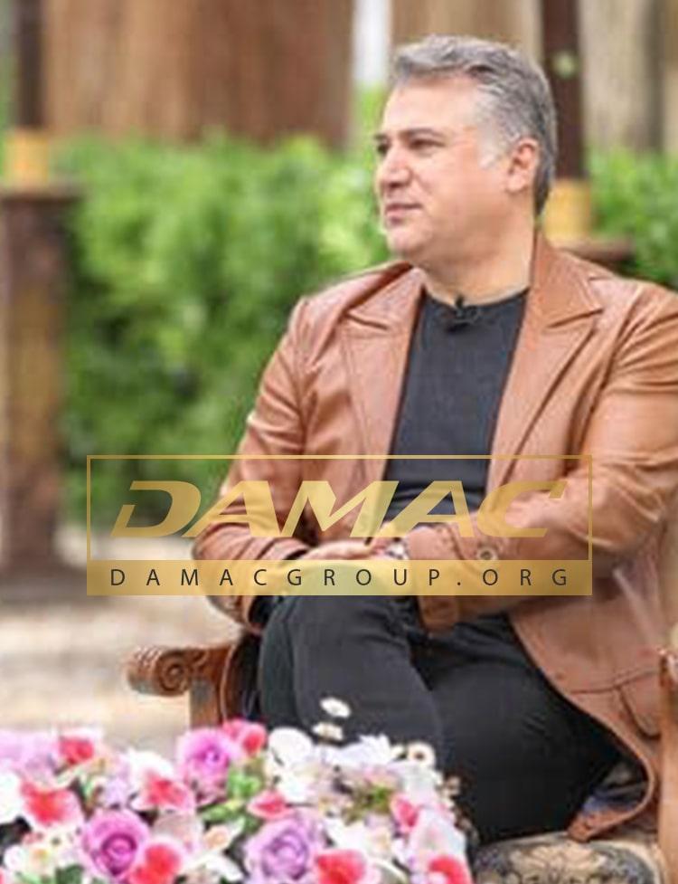 مصاحبه داماک با محمدرضا عیوضی