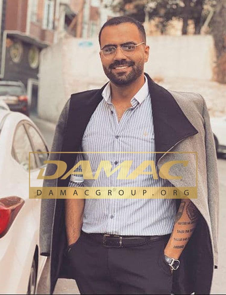مصاحبه داماک با رضا شیری