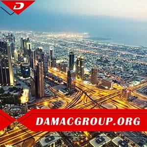 خیابان شیخ زاید دبی معروف به شهر ترین ها