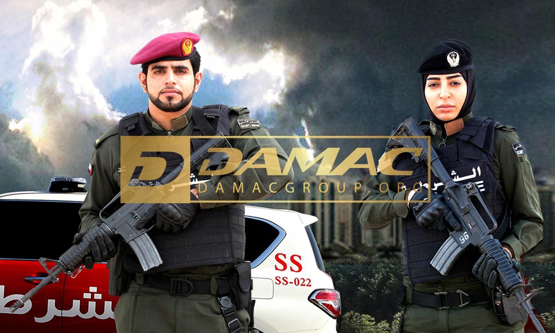 7 فناوری که به پلیس امارات برای حفظ امنیت کمک می کند