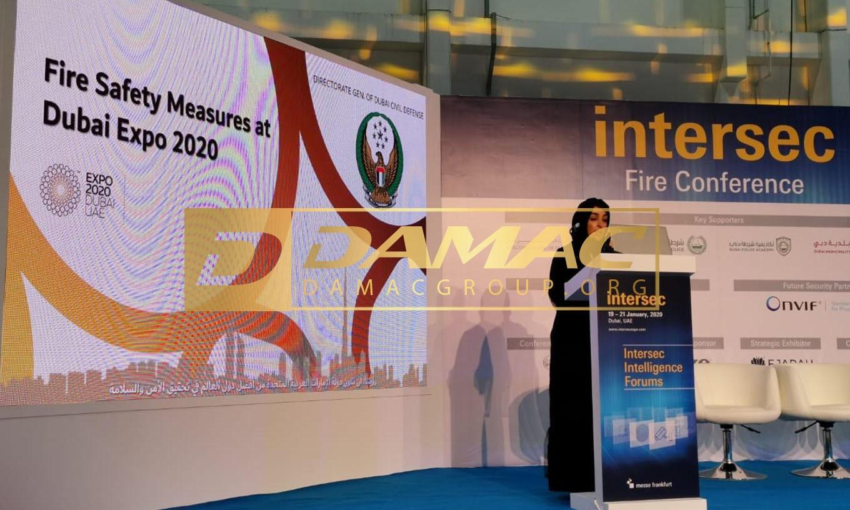 نمایشگاه ایمنی و امنیت دبی ( Intersec )