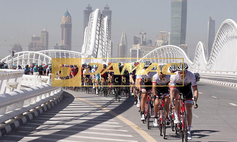 ابوظبی پایتخت دوچرخه ها میشود