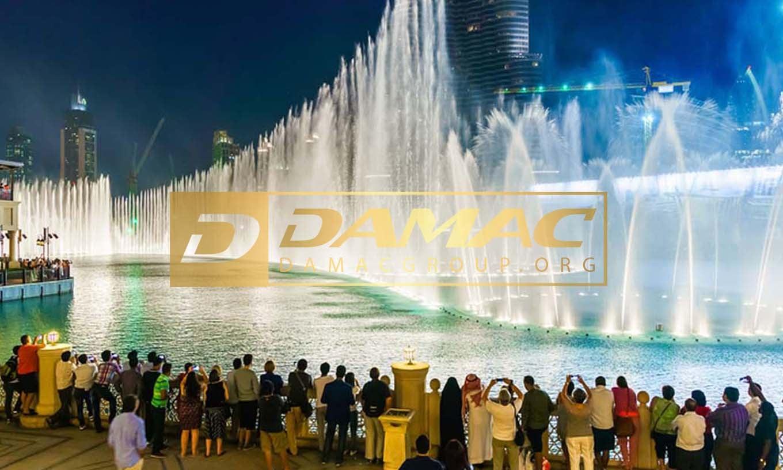 فعالیت های جذاب در دبی