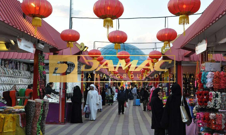 بازار چینی ها در دبی