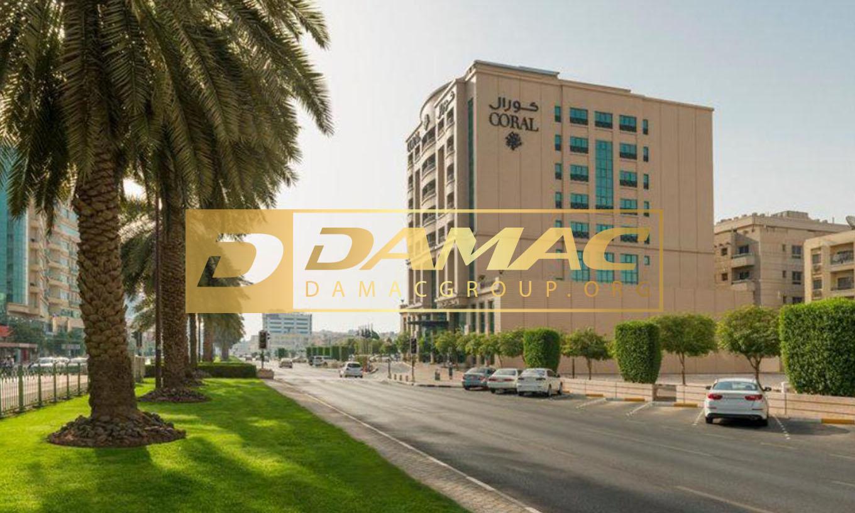 هتل کورال دبی دیره