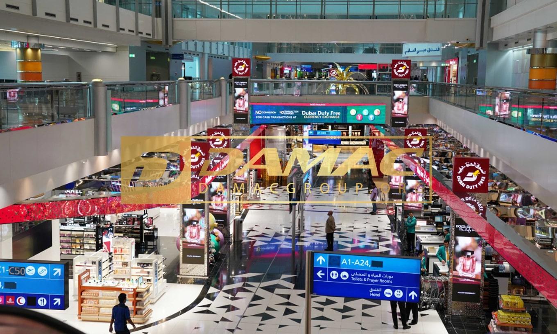 دبی دیوتی فری، بزرگترین فروشگاه جهان