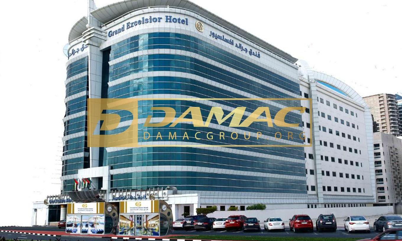 هتل گرند اکسلسیور دیره دبی
