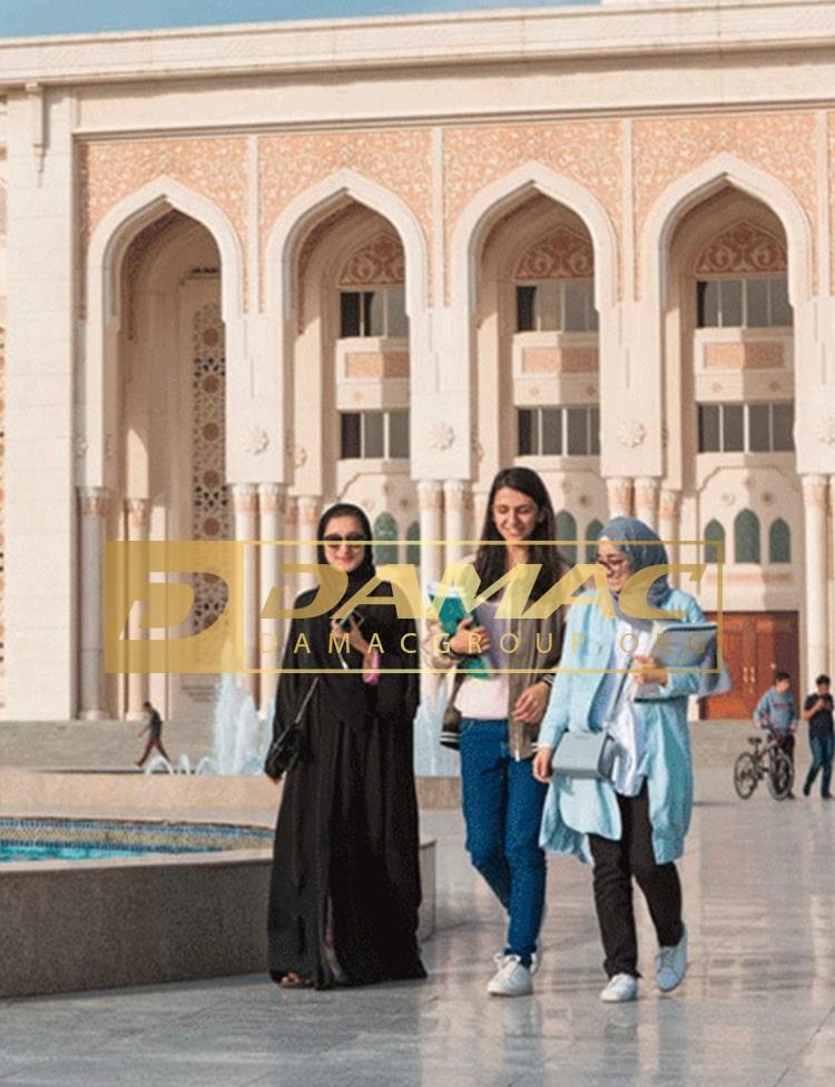 برترین دانشگاه های دبی