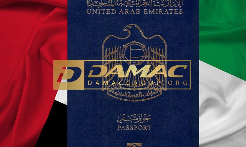 پاسپورت امارات برترین پاسپورت در جهان