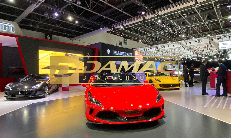نمایشگاه بین المللی خودرو در دبی