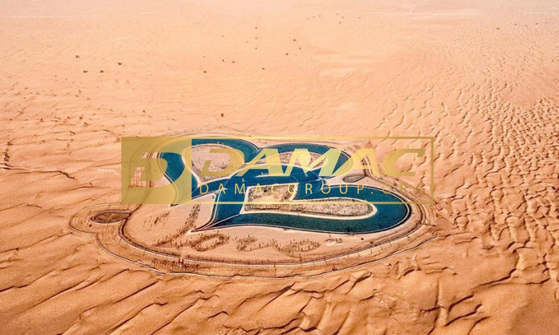 دریاچه عشق امارات