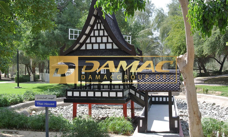 پارک مشرف دبی