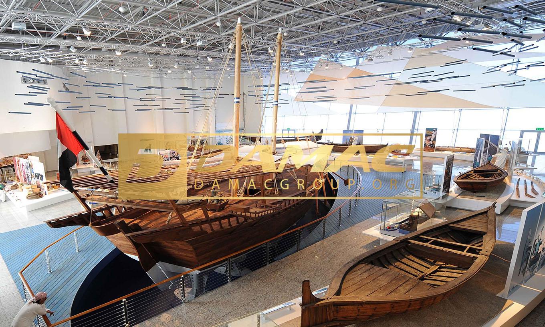 موزه دریایی شارجه امارات
