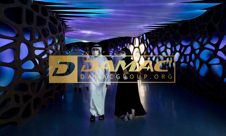 شیخ حمدان از اکسپو 2020 دبی بازدید کرد