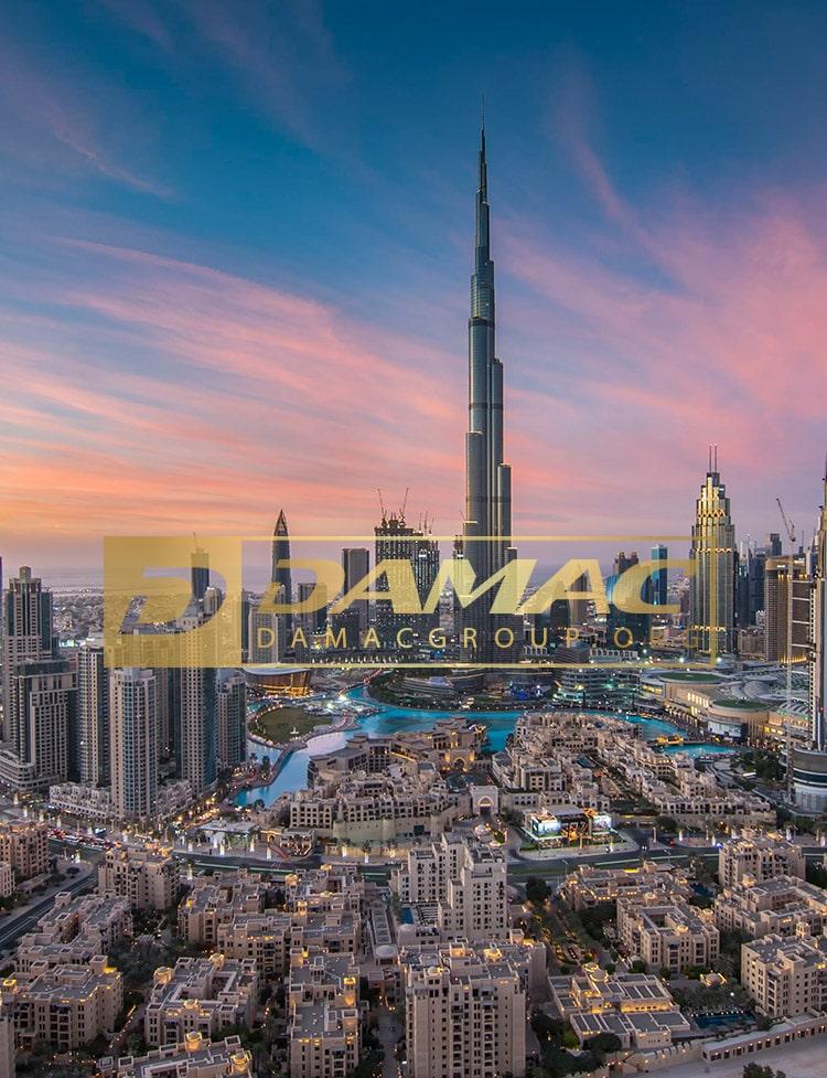 شهر آسمان خراش ها-دبی