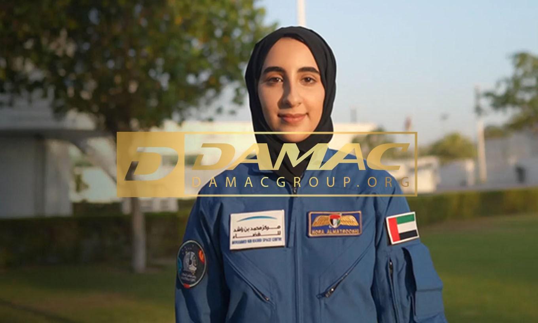 نخستین خلبان زن اماراتی