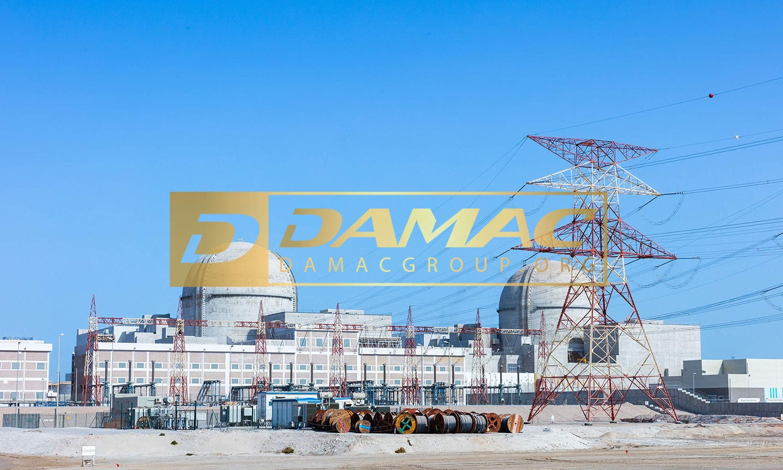 اولین برق هسته ای وارد شبکه برق امارات شد