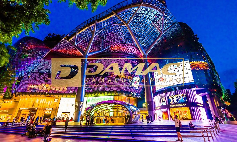 بزرگترین مرکز خرید آینده جهان