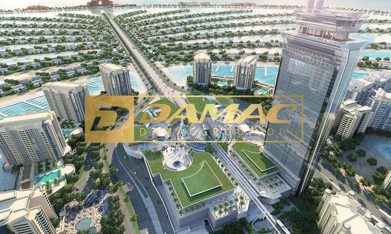 مهم ترین منطقه دبی (جمیرا)