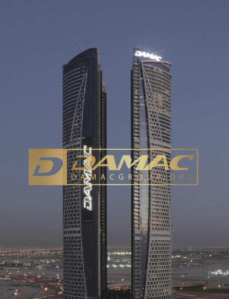 داماک، ابرسازنده ترین شرکت ساختمانی جهان