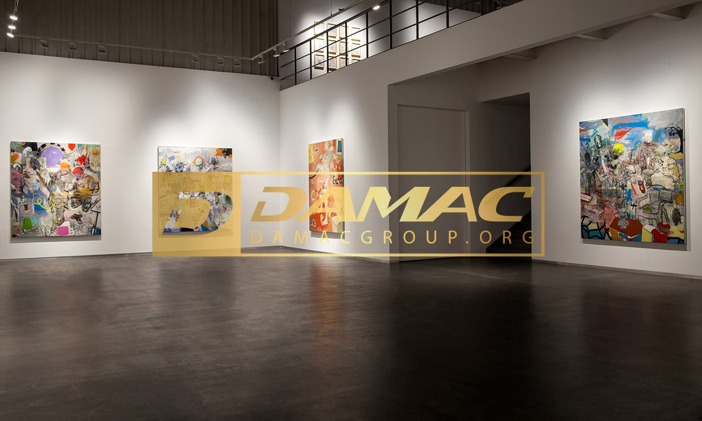 5 گالری برتر دبی