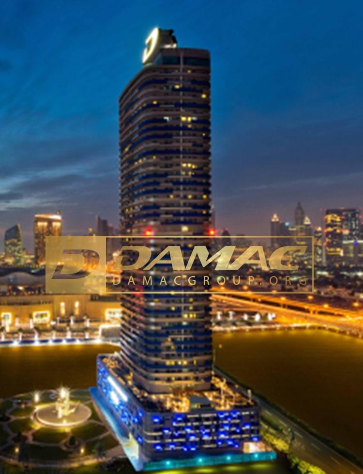 سازنده لوکس ترین شهرک مسکونی خاور میانه