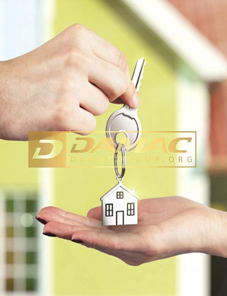 کلید تحویل داماک پارامونت-آماده اقامت