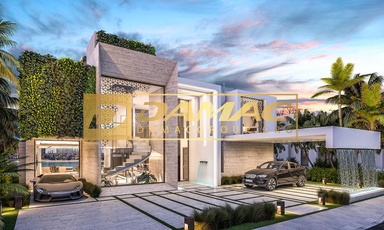 خانه های مدرن و هوشمند دبی