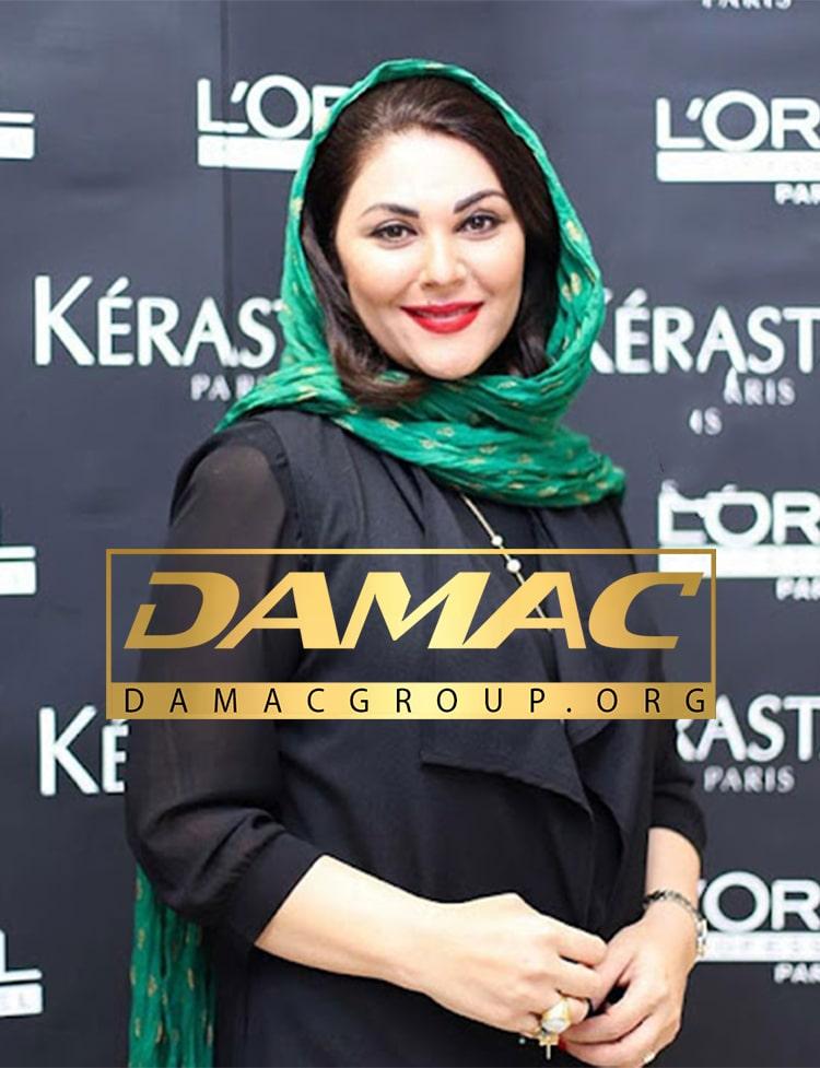 مصاحبه شبکه تلویزیونی داماک با لاله اسکندری
