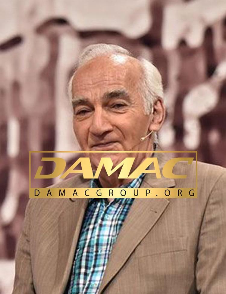 مصاحبه شبکه تلویزیونی داماک با رضا بنفشه خواه