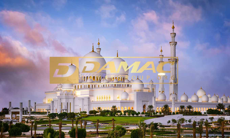مساجد دبی