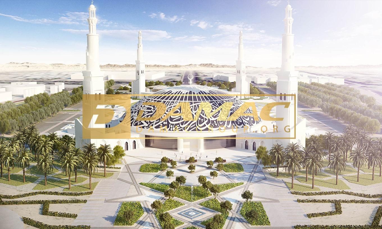 مسجد خلیفه امارات